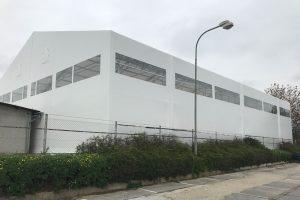 Montovaná hala Brno